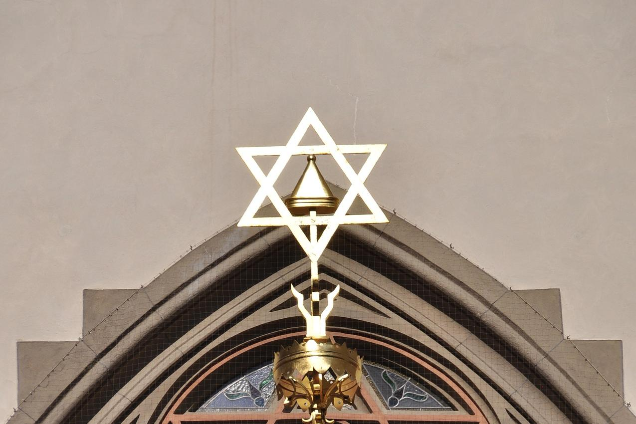 synagogue-3613812_1920 (c) Image by katja from Pixabay